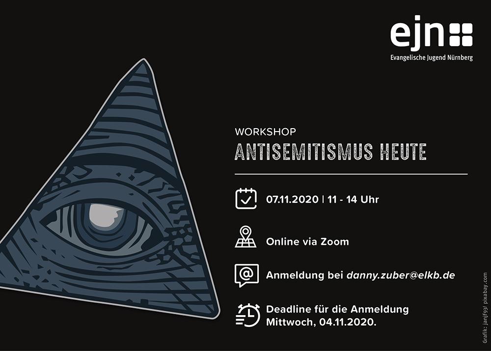 Workshop Antisemitismus heute