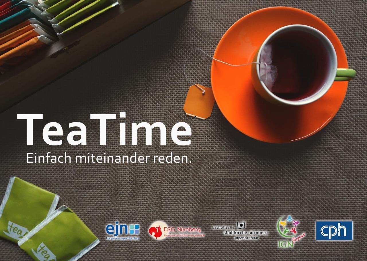 Teatime Flyer